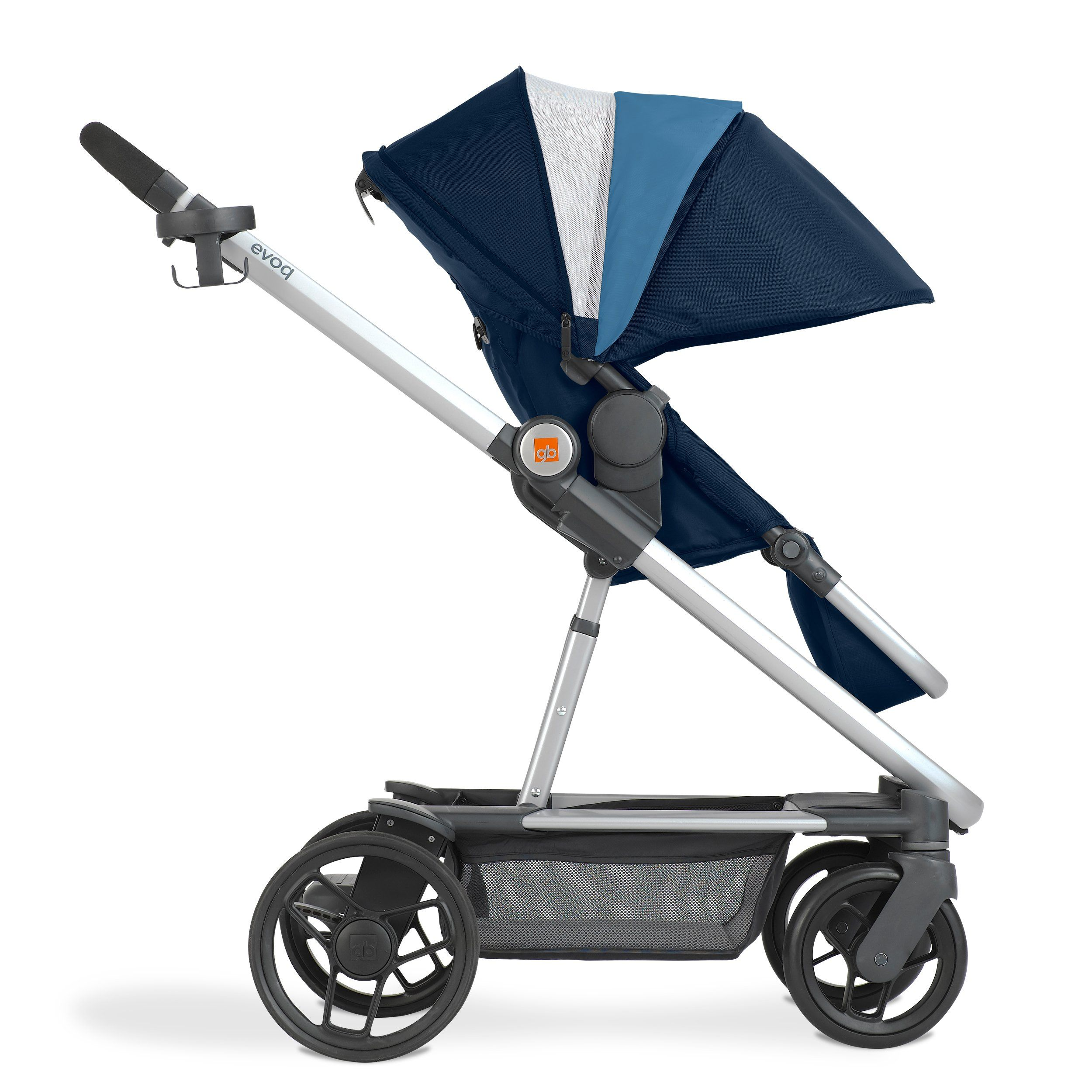 gb Evoq 4In1 Travel System Midnight ** Learn more by