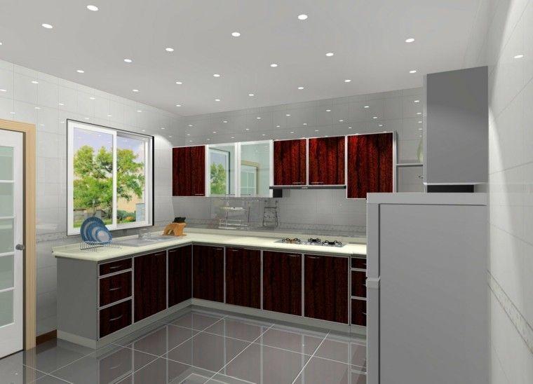 cocinas en l con ventana - Buscar con Google | house | Pinterest ...