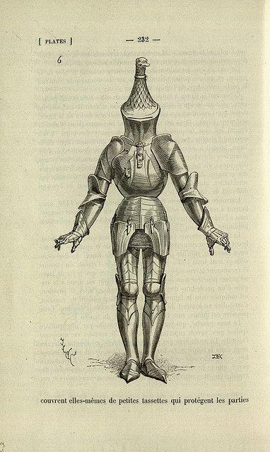 knight? <-Kuten edellinenkin lisääjä kommentoi, on tämä haarniska vaikeaa ymmärtää sotisovaksi. :D