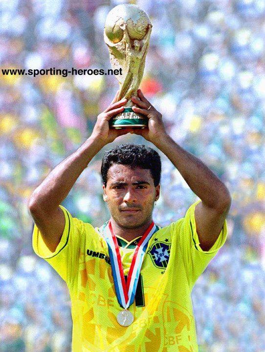 ROMARIO - Brasil - FIFA Copa do Mundo 1994  e0acb814e2d13