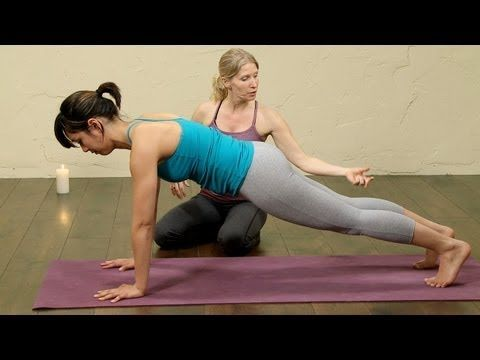 yoga for strong arms and upper bodyesther ekhart she's