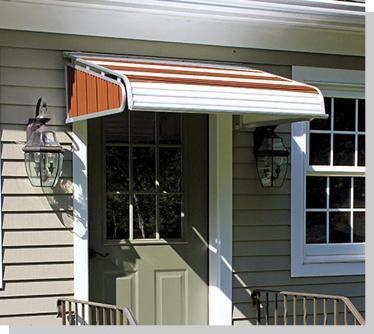 Door Canopies | Aluminum Door Awnings | Fabric Door Awnings | USA