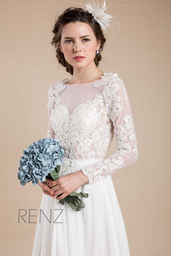 Bridal Dress Wedding Dress TW021 by RenzRags on Etsy   Bride   Pinterest