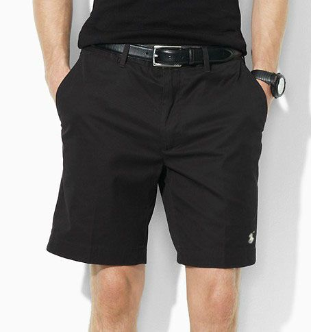 Mens Shorts Black - The Else