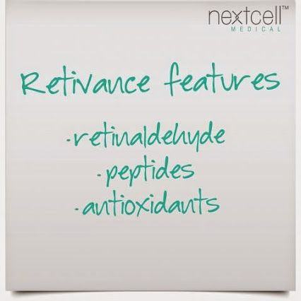 Our skincare products feature high-performing combinations of ingredients designed to work together for enhanced results. This is why Retivance combines a proven anti-aging retinoid with antioxidants & peptides for brighter and younger-looking skin.