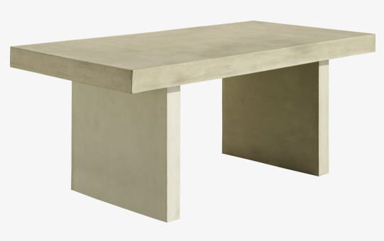 Tico II Table en béton | Habitat | Pinterest | Table and Habitats