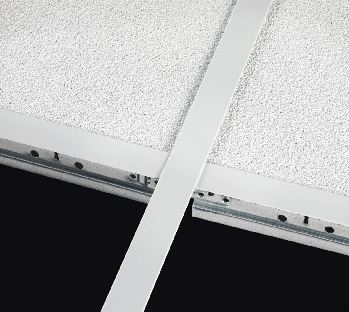 Esprit fiberglass contractor series textured white 2 x 4 panel 403 ceiling dailygadgetfo Image collections