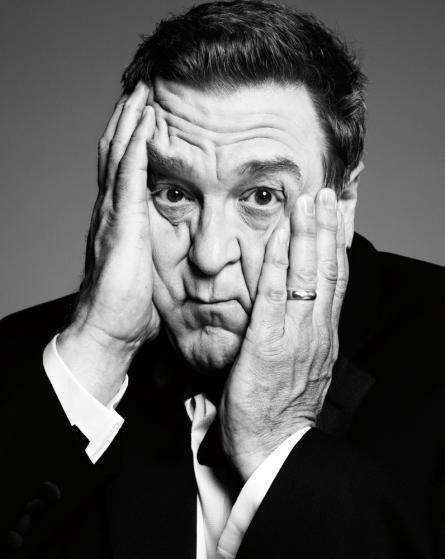 "John Goodman. From ""Great Performances,"" Feb. 18, 2013 issue."