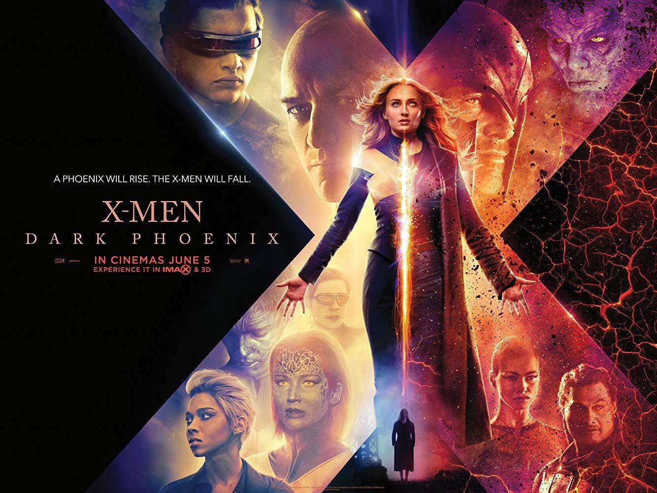 Pin On X Men Dark Phoenix