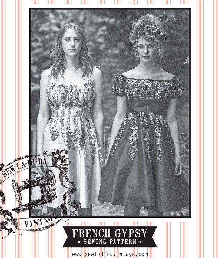 French Gypsy Dress | Pinterest