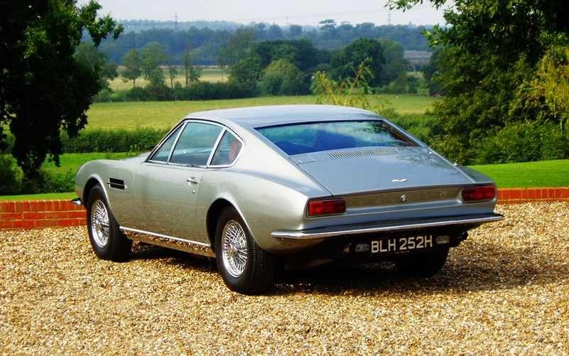 Aston Martin DBS. You can download this image in resolution 1024x768 having visited our website. Вы можете скачать данное изображение в разрешении 1024x768 c нашего сайта.