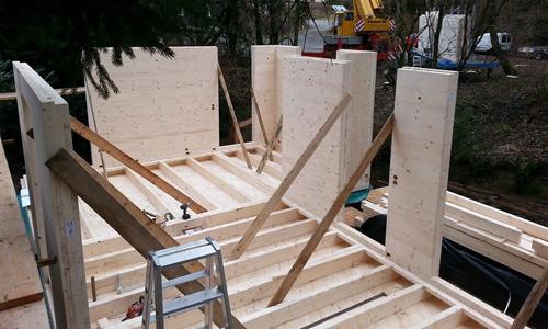 Holz Siegburg allergiefreundlicher nur holz massivholzbau in bonn siegburg
