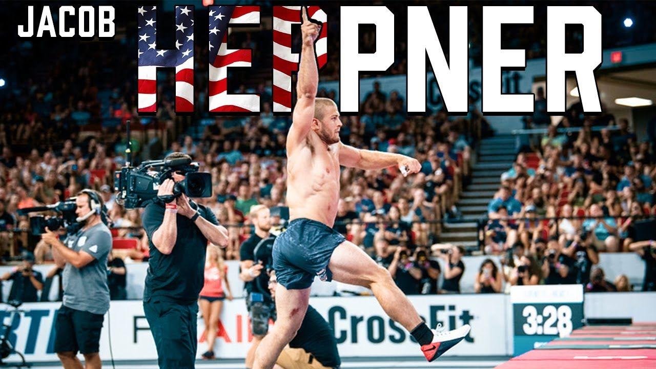 This is CrossFit® Games Athlete Jacob Heppner in 2020