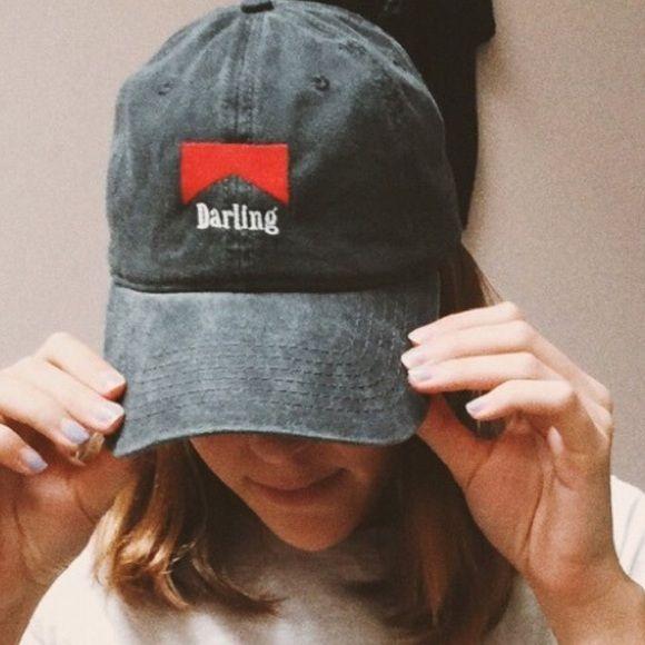c4740866e4fd9 Brandy Melville Darling Hat Brand new