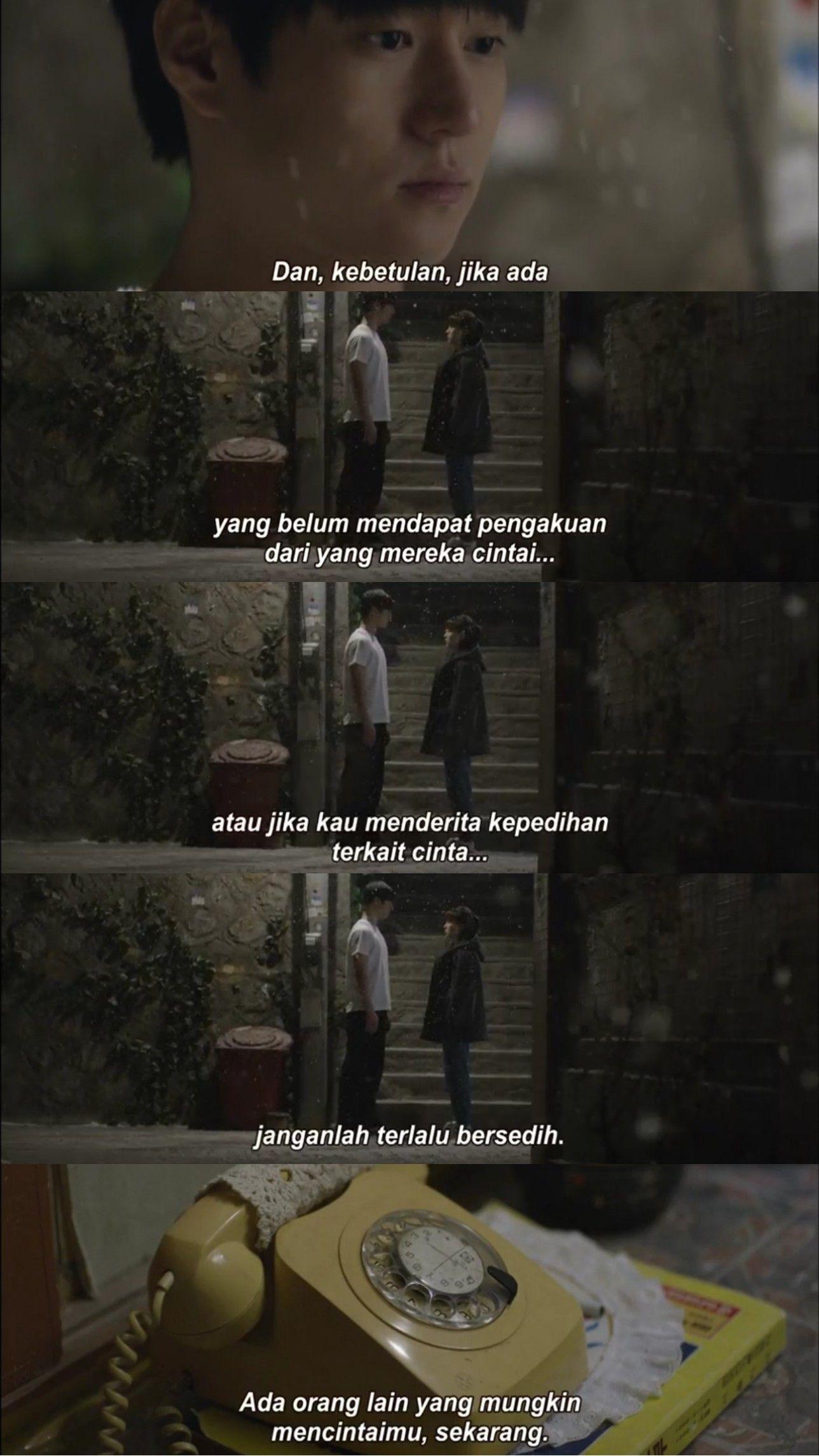 Reply 1988 Subtitle Indonesia : reply, subtitle, indonesia, Reply, 1988♥️, Kata-kata,, Kutipan, Film,, Motivasi