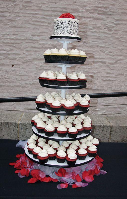 Cupcake Wedding Cakes Gallery Cupcakes