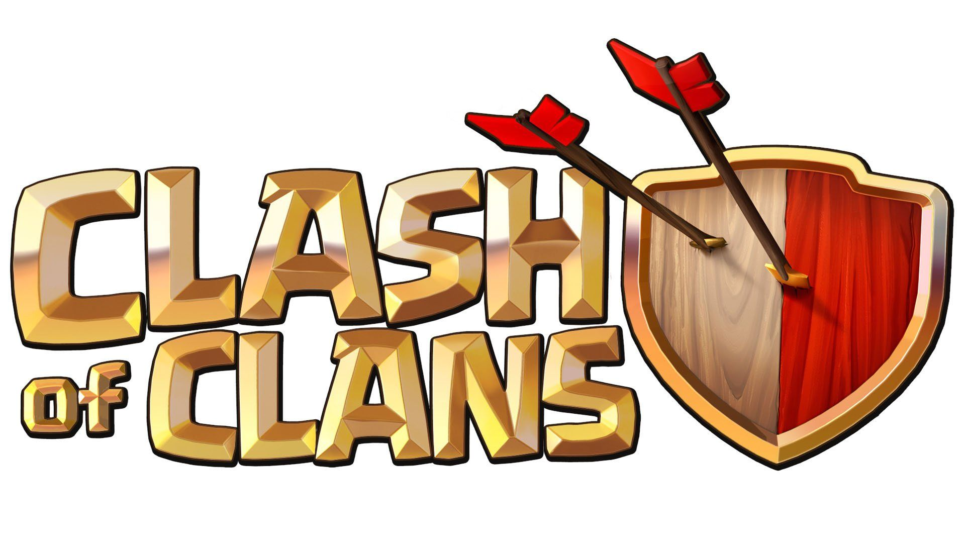Clash Of Clans Logo Wallpaper Picture Is An Hd Wallpaper Posted In