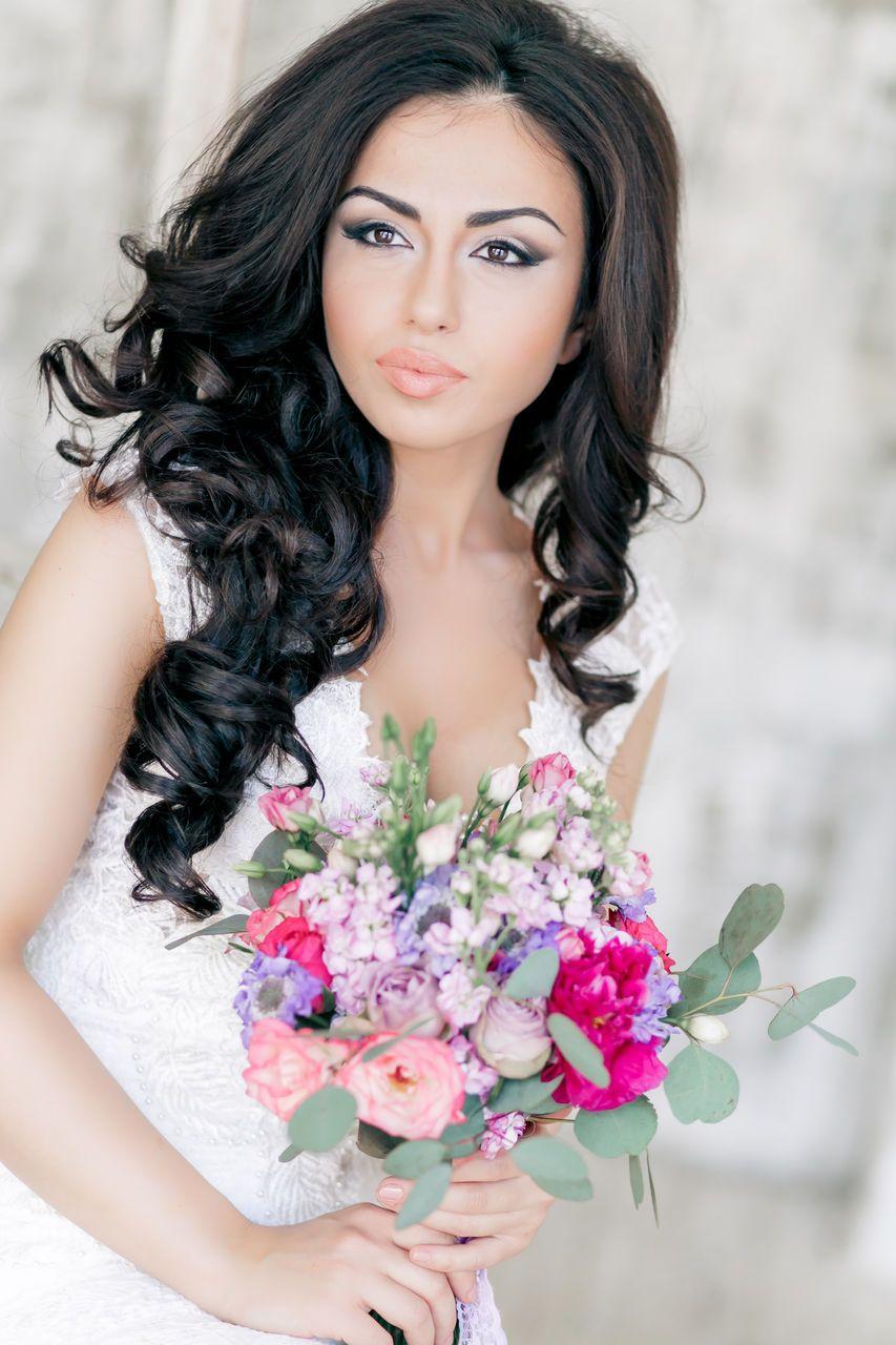 Gallery wedding hairstyles curls ideas for brides down curls soft