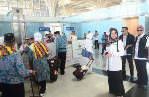 Kloter Haji Terakhir Gelombang I Tiba di Madinah