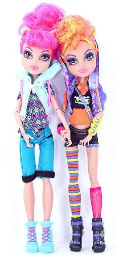 Cousins #MonsterHigh