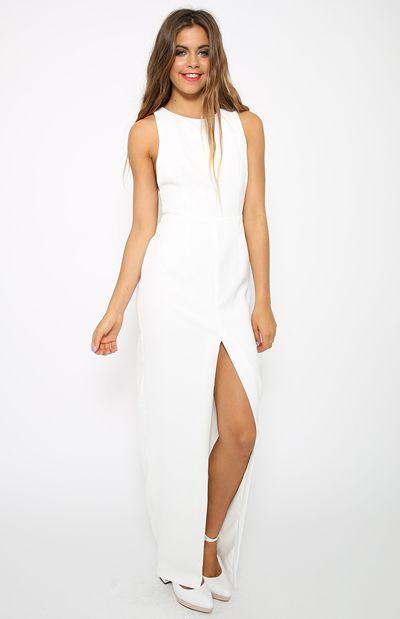 Toby Heart Ginger - Enchanted Formal Dress - White | Back In Stock ...