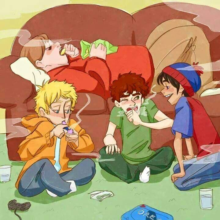 I Dislike Repinning Unsourced Art But This Is Something I Will Source Myself Later It S Great Style South Park South Park Funny South Park