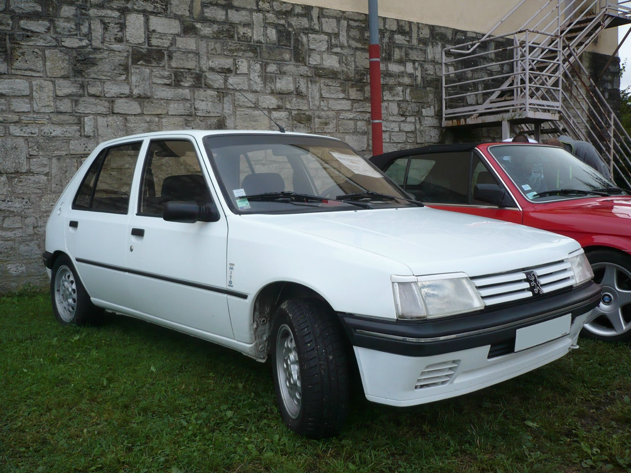 peugeot 205 mito 1994 pug5dr pinterest peugeot and cars rh pinterest com Peugeot 305 Peugeot 306