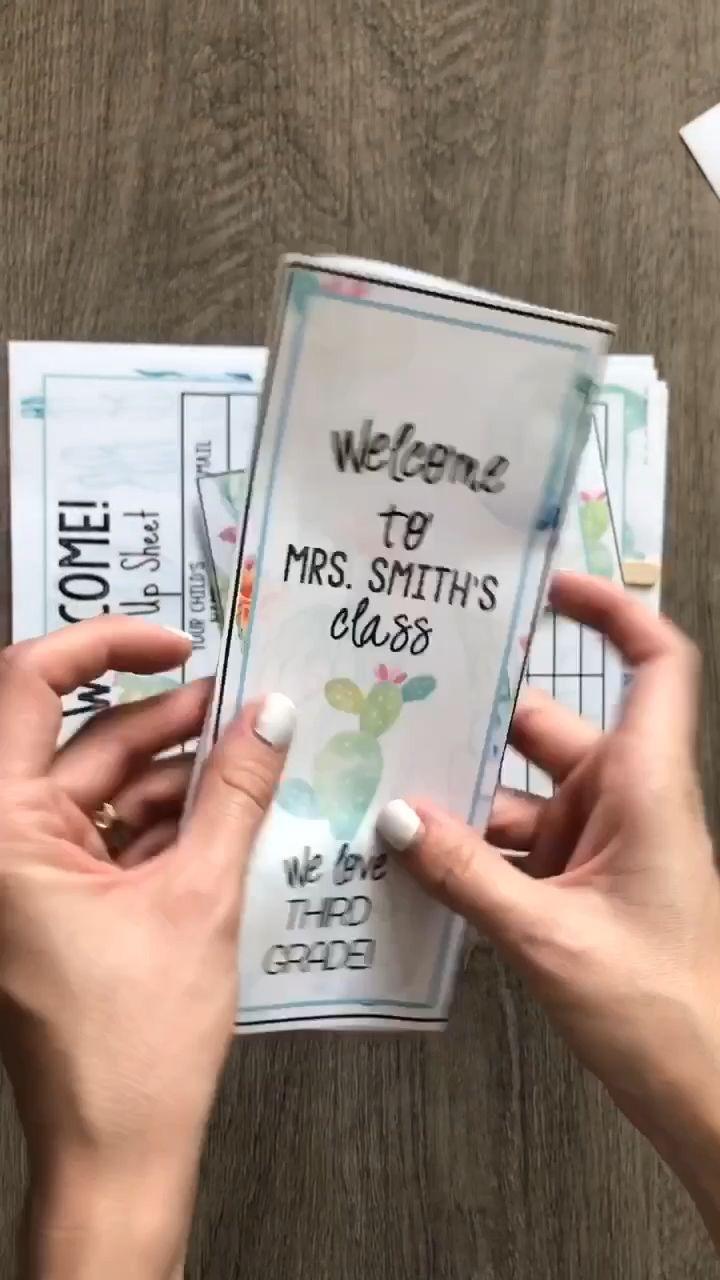 Open House Forms, Back to School Night, and Meet the Teacher Essentials Pack!  #meettheteachernight