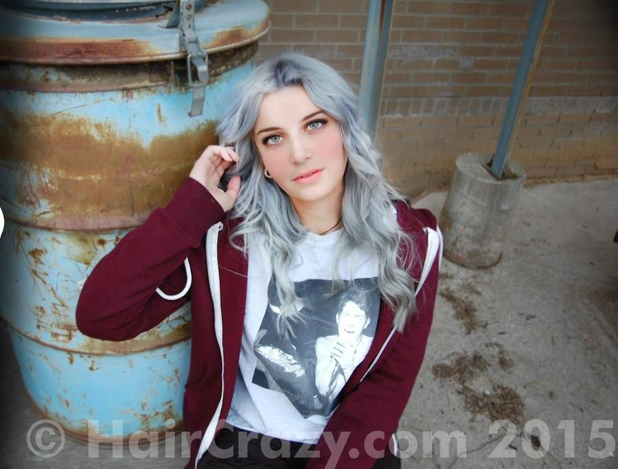 Xxxashleyskullxxx Sky Blue Ion Color Brilliance Hair Brained