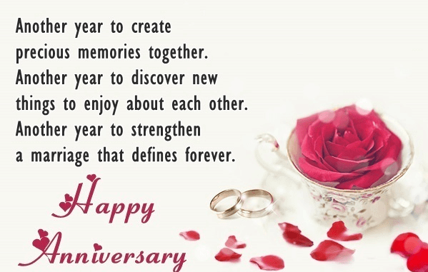 Happy Anniversary Card For Love Anniversary Wishes For Friends Anniversary Quotes For Husband Wedding Anniversary Quotes