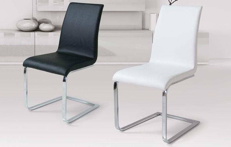 Rossanese sedie ~ Sedia moderna in metallo mod olga art sedie moderne