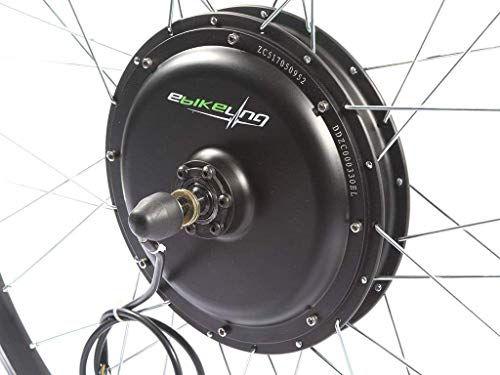 EBIKELING 48V 1200W Direct Drive Motor Front Rear Wheel 26