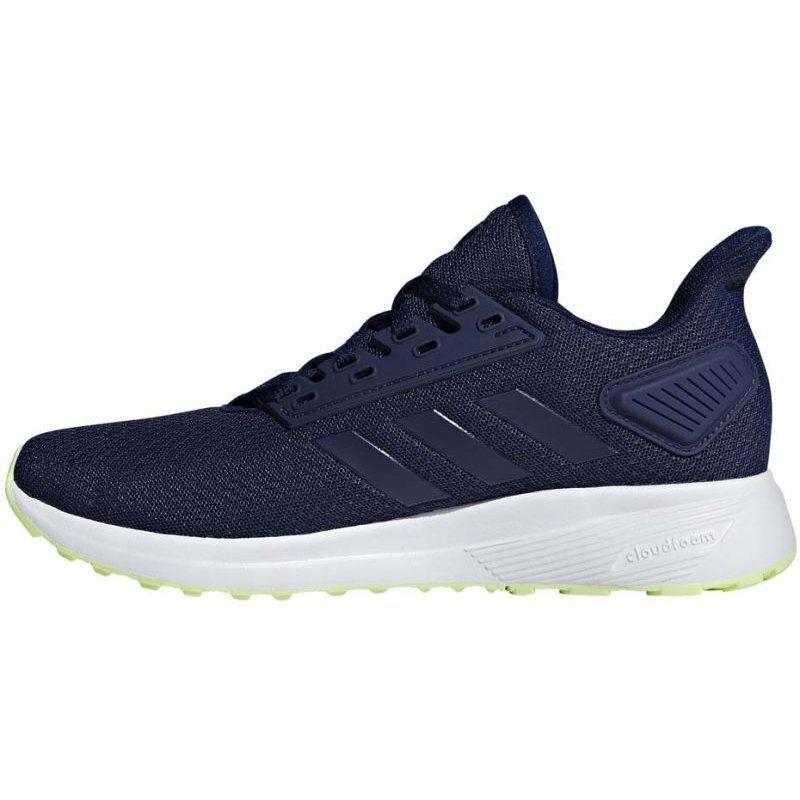 Buty biegowe adidas Duramo 9 W F34666 granatowe | Adidas ...