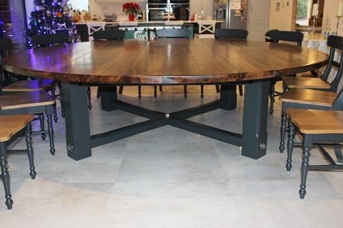 Marvellous Large Dining Room Table Seats 12 That You Must ...