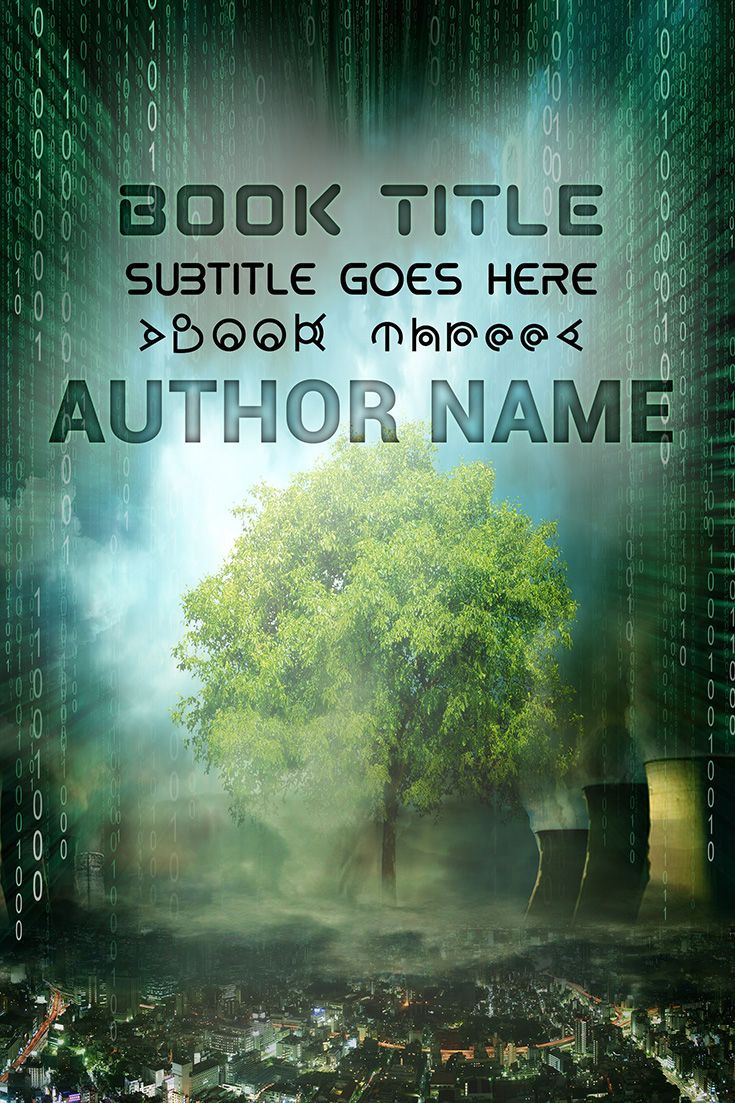 Premade Book Cover Design For Fiction Ebooks €� Possible Genres: Scifi,  Fantasy