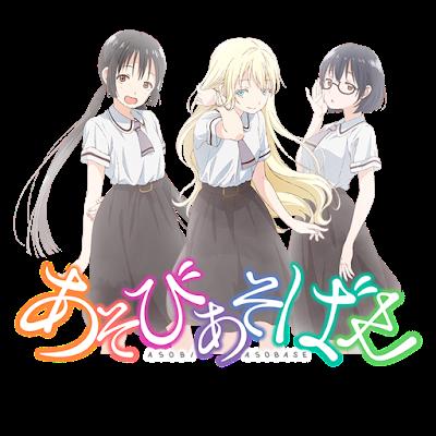 Sinopsis Anime komedi yang berpusat pada tiga murid yang