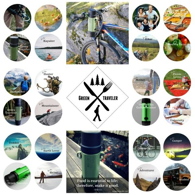 Who can use the GreenTraveler? Adventurers, Commuters, Families, Students, and Travelers.