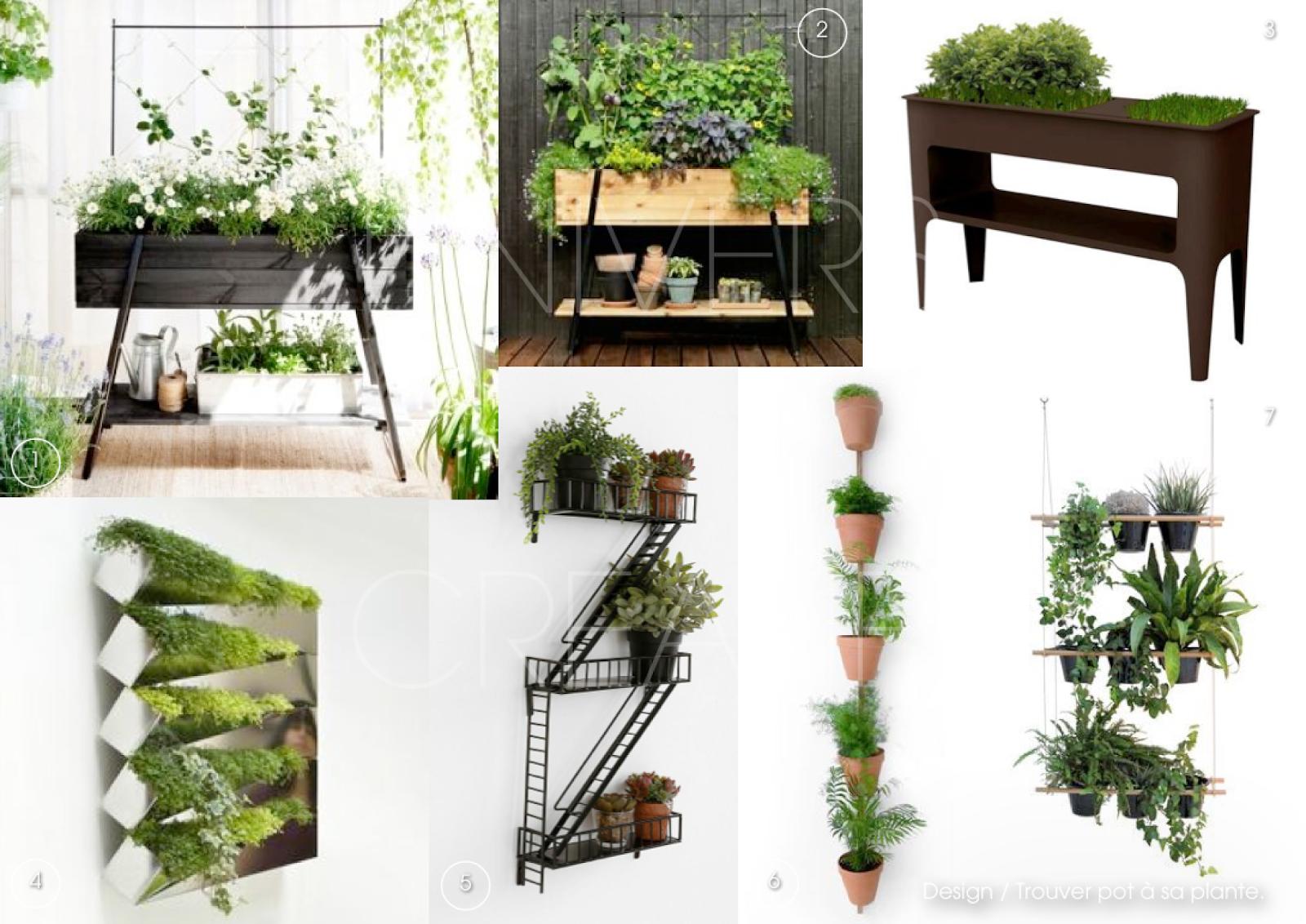 Univers Creatifs Design Trouver Pot A Sa Plante Decorations In