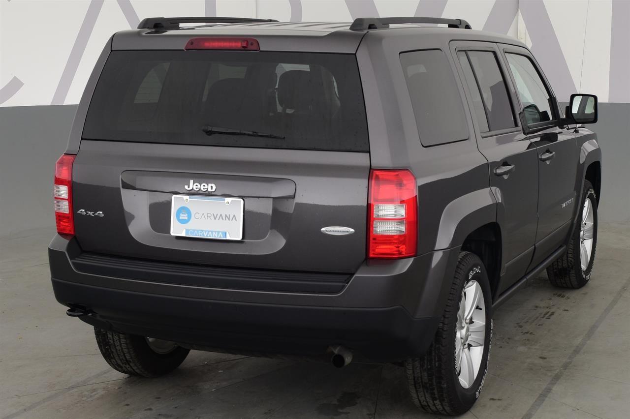 2015 Jeep Patriot Latitude for Sale Carvana® Used cars