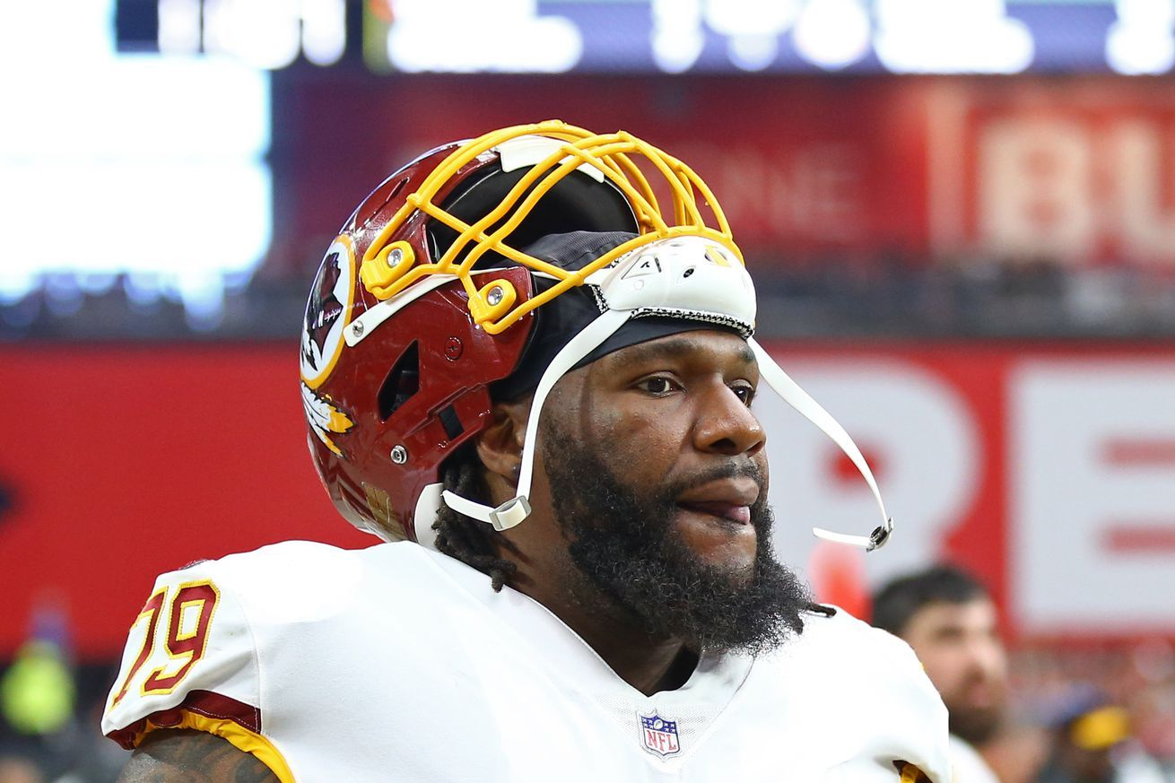 Buffalo Bills Embedded reveals initial plan for Ty Nsekhe