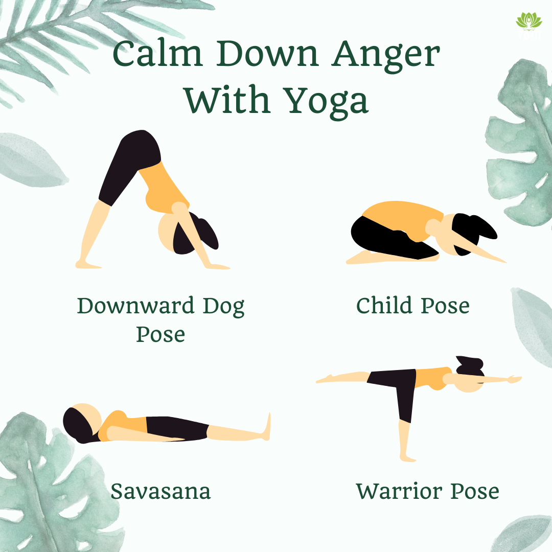 33++ Yoga poses to control anger inspirations