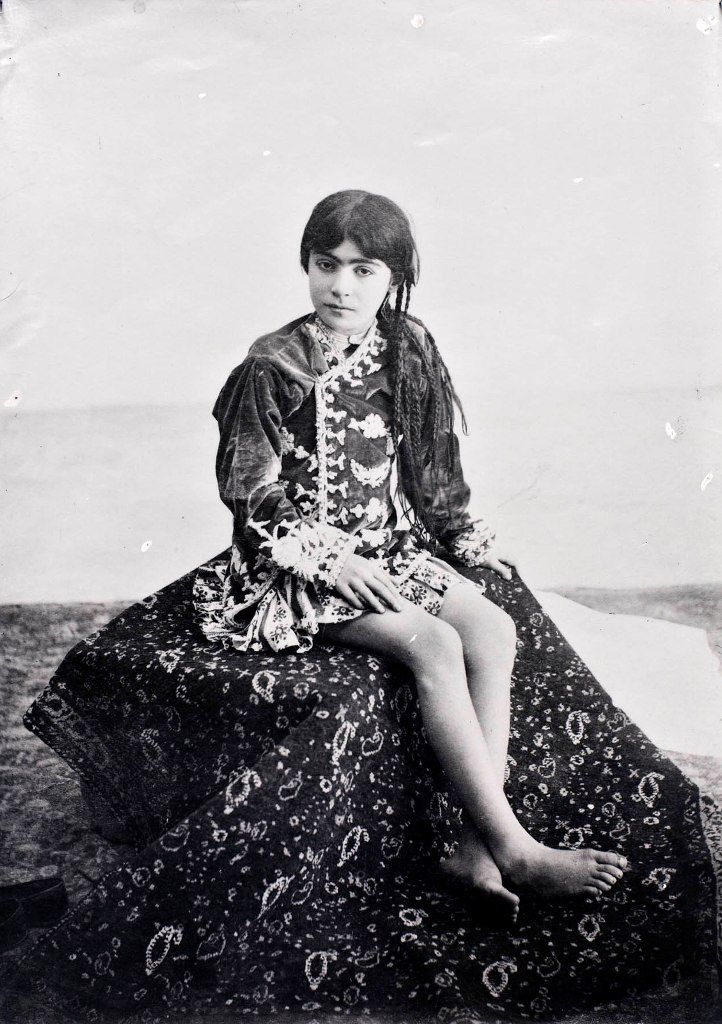 Старые иранские фотографии