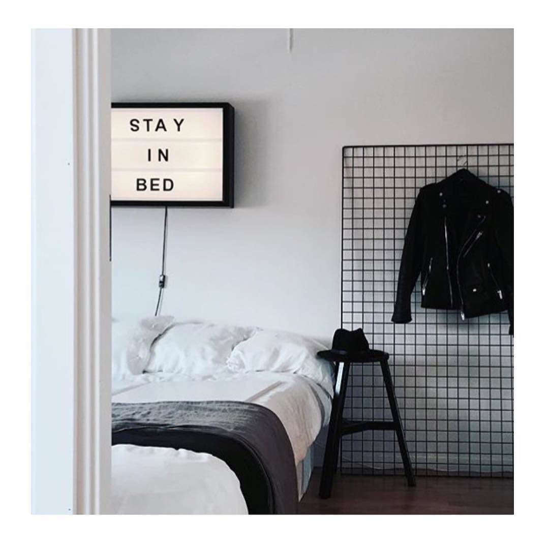 Sunday Bedroom Inspo Don T Mind If I Do Styling By: Headboard Alternative, Box