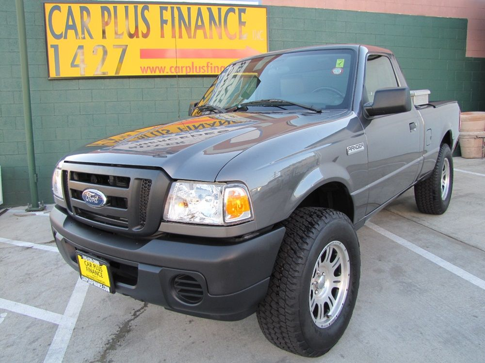 2011 Ford Ranger Regular Cab Xl Pickup 2d 6 Ft Bed Four