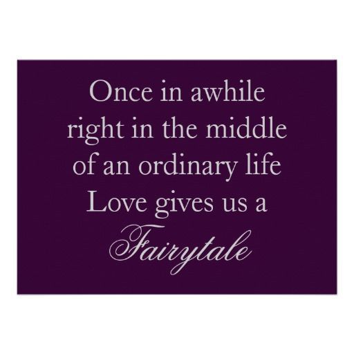 Love Quotes at Wedding   Purple Wedding Invitations with Love Quote   Weddings