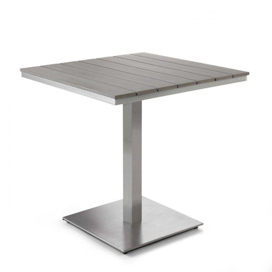 Gartentisch Colon 70x70 Cm Aluminium Gunstig Bei Segmuller