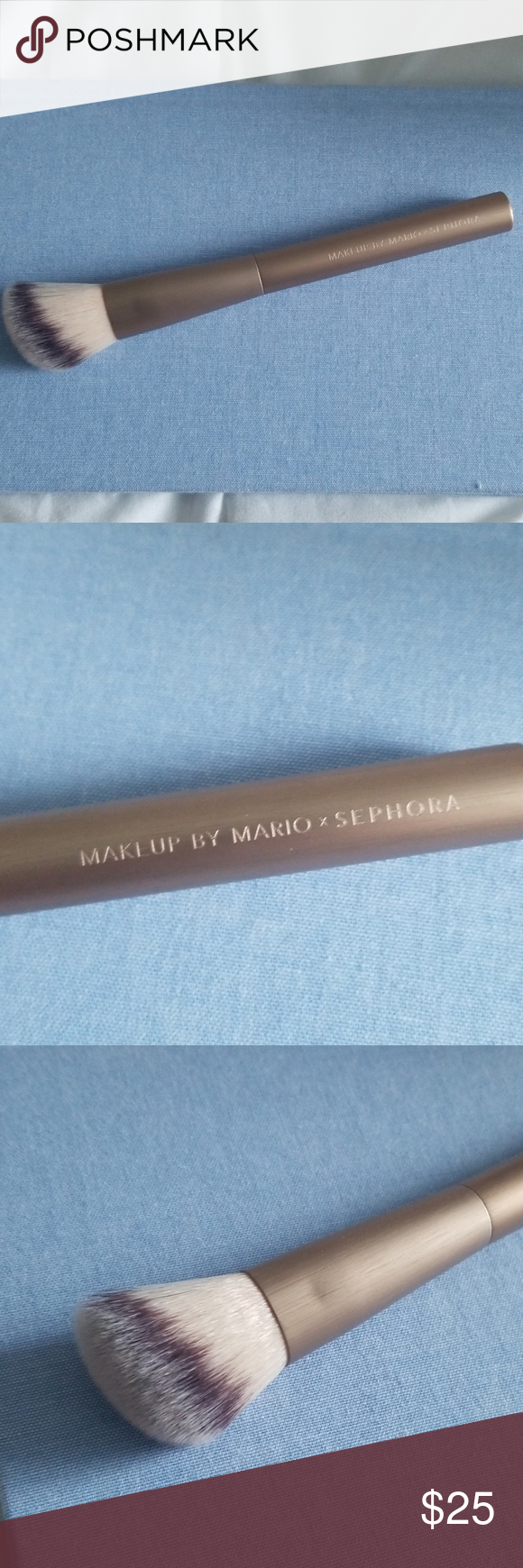 ️Makeup by Mario x Sephora Contour Brush NWT in 2020