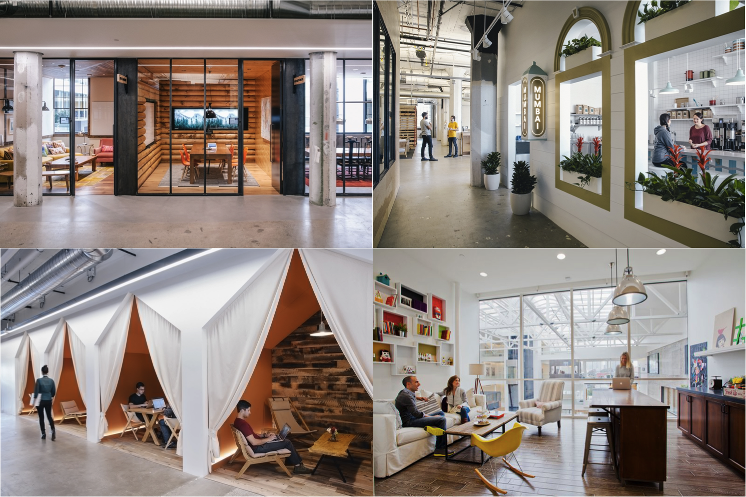 Image Result For Airbnb Office Space Office Inspiration We Love