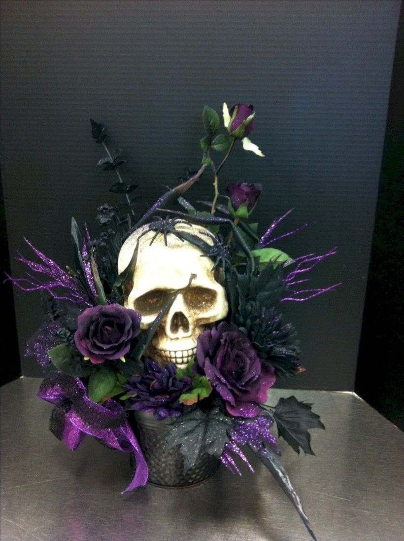 60 Brilliant Diy Halloween Wedding Centerpieces Ideas Home Sweet