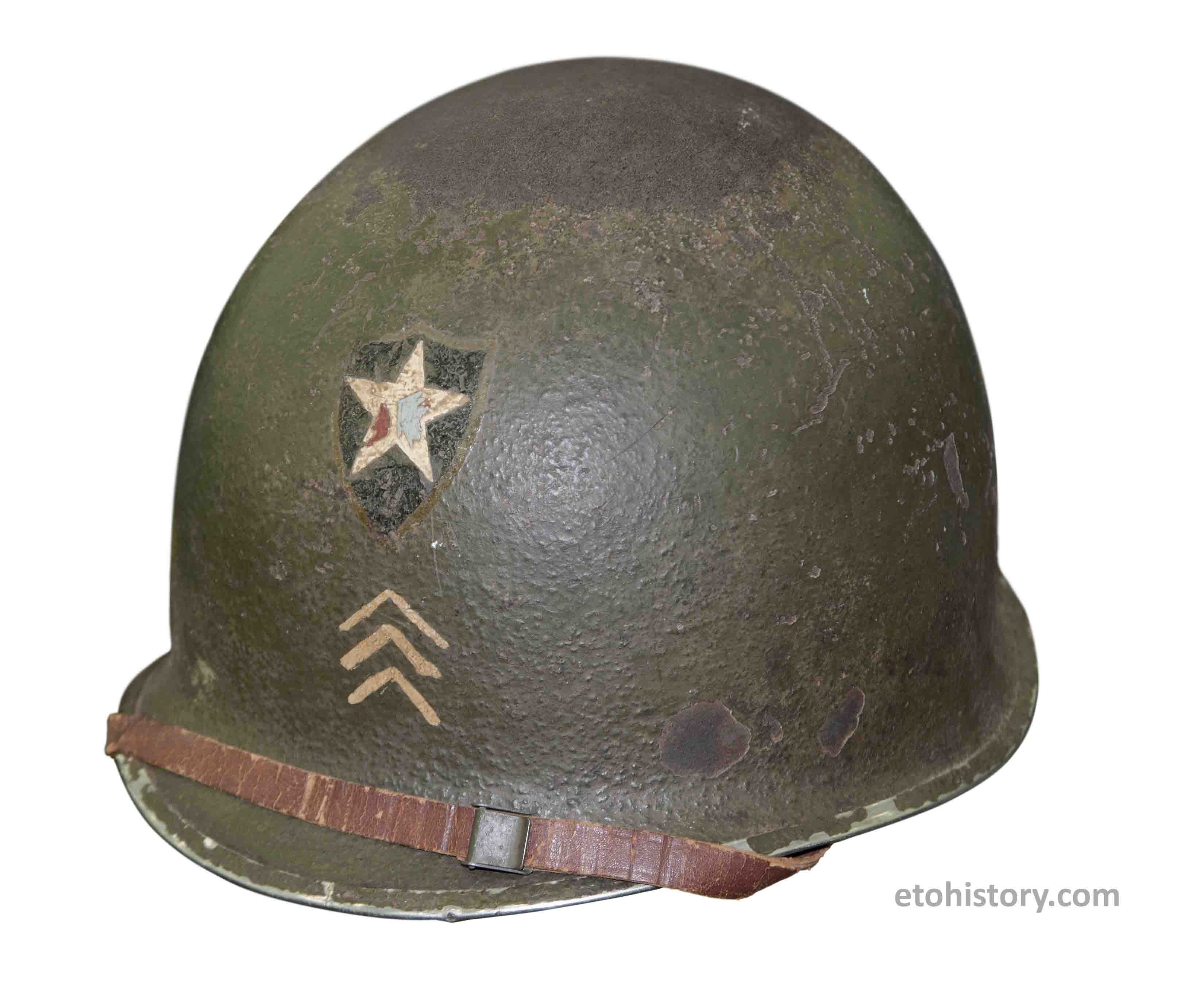 Dating ww2 m1 helmets